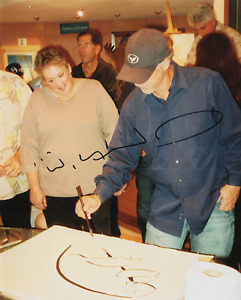 Robert Wyland signed autographed 8x10 photo! RARE! Guaranteed Authentic! 1530