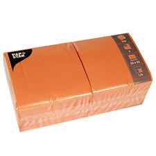 1000 Orange tissue TOVAGLIOLI 3 Veli - 1/4 - piega 33 cm FSC ® - certificazione