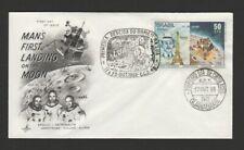 Brazil 1969 Moon Landing FDC - seldom seen space item