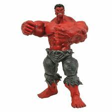Marvel Select Incredible Red Hulk Action Figure Special Collectors EDT