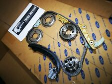 FORD TRANSIT MK7 2.4    06 TO 14 TIMING CHAIN KIT GENUINE FORD PARTS OE