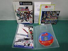 Game Cube -- SD Gundam Gashaponwars -- postcard, etc. Nintendo GC. *JAPAN* 45113