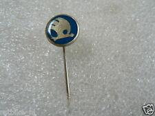 PINS,SPELDJES SKODA LOGO ? BLUE VINTAGE CAR AUTO 50'S/60'S/70'S OLDTIMER ANSTEC