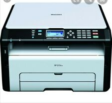 Ricoh SP213SUw A4 Mono Multifunction Laser Printer