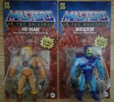 Mattel Masters of the Universe Origins He-Man Skeletor 5.5 inch Action Figure