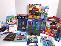 Stocking Stuffer Lot~Boys 4+ Blaze Puzzle, Blind Bags, Hot Wheels, Disney