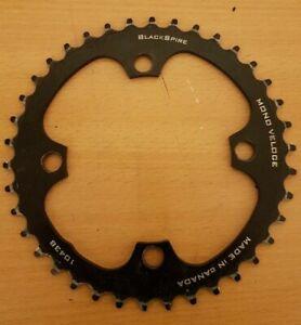 Black Spire Mono Veloce Single Speed Chain Disc 38T, 104 BCD - Light Use