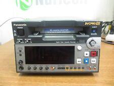 Panasonic AJ-SD93 Digital Video Cassette Player Recorder DVCPRO 50 **FOR PARTS**