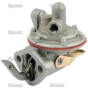Fuel Pump for Massey-Ferguson Tractor MF 30 40B 50 70 302 304 356 3165+ Backhoe
