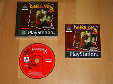 Darkstalkers 3 psx ps1 playstation 1 ps2 ps3 complet COMPLETE CIB Very Rar