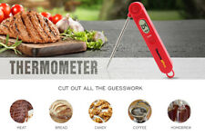 THERMOPRO TP03 ULTRA FAST DIGITAL INSTANT READ FOLDABLE STAINLESS FOOD COOK TOOL