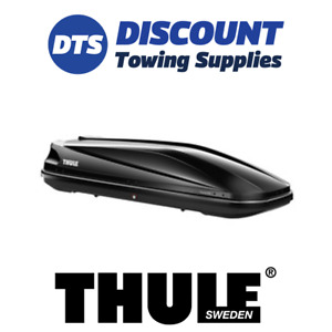 Thule 634603 Touring Sport 300 Litre Black Glossy Roof Box 50kg Load Capacity
