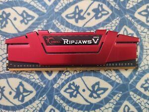 Barrette De RAM G.Skill Ripjaws DDR4 8go