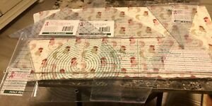 Lot Of Nifty Notions Quilt Rulers -6 NWT See Below For List