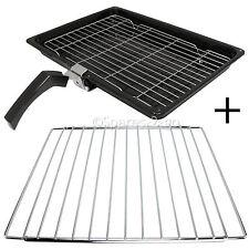 Grill Pan + Handle + Rack + Adjustable Shelf for DE DIETRICH Oven Cooker