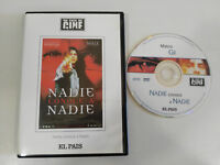 Nobody Soddisfare A Nobody DVD Eduardo Noriega Jordi Molla Regione 2