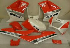 SUZUKI RGV250 VJ21 MODEL RED/WHITE VERSION ONLY FULL PAINTWORK DECAL KIT