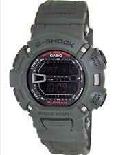 CASIO Mens G-SHOCK MUDMAN WATCH G-9000-3VER *NEW* Dark Green