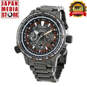 CITIZEN CC7015-55E F990 GPS Satellite Direct Flight Men Watch JAPAN LIMITED