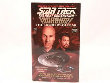 LIKE NEW! THE SOLDIERS OF FEAR - Star Trek: Next Gen - Invasion! (2)