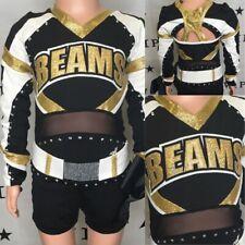 Cheerleading Uniform Real Allstar Uni Youth M