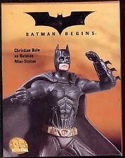 DC Direct Batman Begins BATMAN Mini Statue