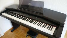 Yamaha CVP Clavinova E-Piano Digitalpiano Piano Klavier - schöne Flügel-Form ?