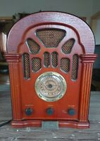 Radio Classic Collector's Edition 1934 Thomas Replika Modell 412c