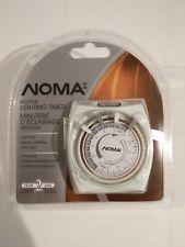Noma Indoor Lighting Timer Model #49550/Tm151P