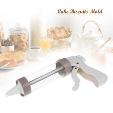 GN_ 20Pcs Cookies Cream Press Icing Gun Syringe Nozzles Set Cake Decor Tool Myst