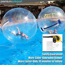 2M Zorb Walk Water Walking Dance Ball Tizip Zipper Roll Ball Inflatable Ball