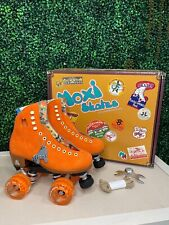 Moxi Lolly Roller Skates Clementine size 4