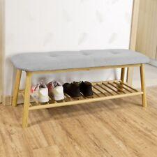 Sitzbank für badezimmer  Moderne Sitzbänke & Hocker aus Bambus fürs Badezimmer | eBay