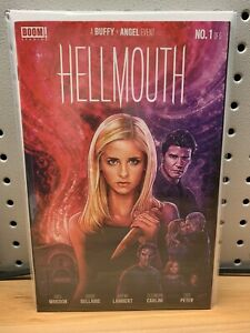 Hell Mouth # 1 Variant Cover Boom! Studios Buffy & Angel Event