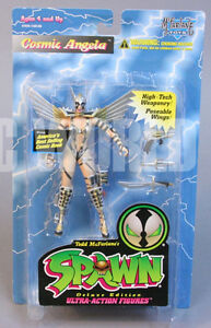 1995 McFarlane Spawn  COSMIC ANGELA  Action Figure   #RK2