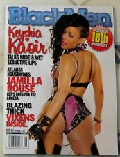 BLACK MEN Sexy KEYSHIA KAOIR Hot JAMILLA ROUSE 18th Anniversary VIXENS Lexi Rose