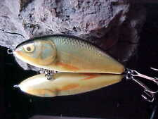 Salmo FATSO F14F RR in Real ROACH Floating #1 Musky/Pike Lure in the USA