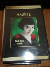 Amelie - Two-Dvd Set - Very Good Condition!