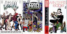 VERTIGO WINTER'S EDGE 1 2 3 NM SPECIAL 3-ISSUE PRESTIGE SET DC 1998 1999 2000