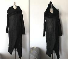 $3250.00 Helmut Lang Size Small S Luxurious Full Node Shearling Long Length Coat