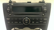 Original 2007-2009 Nissan Altima Radio CD AUX  # 28185JA000