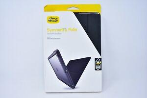 "Otterbox Symmetry Folio Case for iPad 10.2"" 7th & 8th Generation Black/Clear"