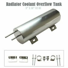 1966-1977 Ford Bronco Stainless Steel Overflow Tank//Catch Can
