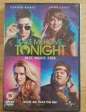 Ref 41 - Take Me Home Tonight DVD - Comedy / Romance / Adventure Film