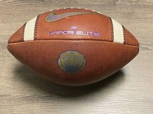 2018 LSU Tigers Game Used Nike Vapor Elite Football - JOE BURROW!!