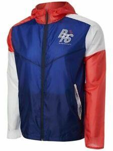 Nike Blue Ribbon Sports Track Club Running Jacket CJ4502 492 BRS Size L Mens