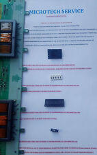 Inv40n14b lj97-02098b TOSHIBA 40lv665d 40bv700b INVERTITORE migliorata KIT RIPARAZIONE