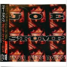 Joe Stump ‎– Rapid Fire Rondo JEWEL CASE CD W OBI