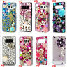 Handmade Luxury Bling Diamonds Rhinestone Crystal Jewelled Phone Case Cover S1