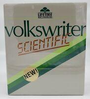 LIFETREE: 1984 Volkswriter Scientific Word Processor Software for IBM Sealed NOS